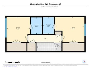 Photo 39: 42 603 WATT Boulevard in Edmonton: Zone 53 Townhouse for sale : MLS®# E4196384