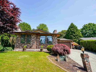"Main Photo: 4 BENSON Drive in Port Moody: North Shore Pt Moody House for sale in ""PLEASANTSIDE"" : MLS®# R2459111"