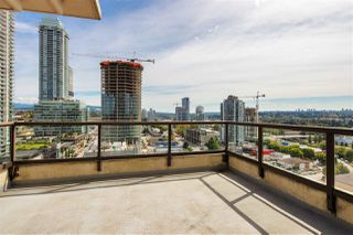 Photo 22: 2001 2138 MADISON AVENUE in Burnaby: Brentwood Park Condo for sale (Burnaby North)  : MLS®# R2490784