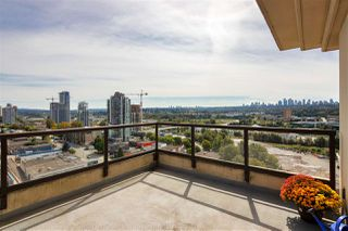 Photo 24: 2001 2138 MADISON AVENUE in Burnaby: Brentwood Park Condo for sale (Burnaby North)  : MLS®# R2490784