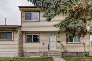 Main Photo: 133 6100 4 Avenue NE in Calgary: Marlborough Park Row/Townhouse for sale : MLS®# A1037453
