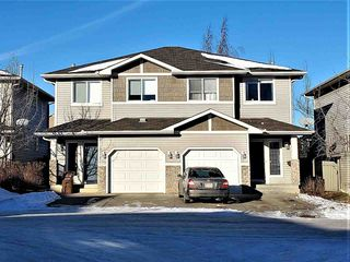 Main Photo: 3 133 EASTGATE Way: St. Albert House Half Duplex for sale : MLS®# E4223741