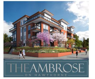 """Main Photo: 204 2389 HAWTHORNE Avenue in Port Coquitlam: Central Pt Coquitlam Condo for sale in """"The Ambrose"""" : MLS®# R2530433"""