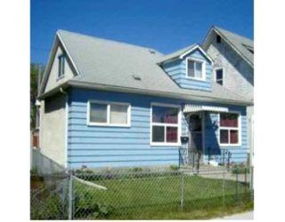 Main Photo: 161 Mighton Avenue: Residential for sale (Elmwood)  : MLS®# 2719106
