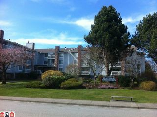 "Photo 2: # 107 5379 205TH ST in Langley: Langley City Condo for sale in ""HERITAGE MANOR"" : MLS®# F1128880"