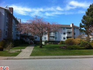 "Photo 1: # 107 5379 205TH ST in Langley: Langley City Condo for sale in ""HERITAGE MANOR"" : MLS®# F1128880"