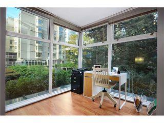 "Photo 2: B201 1331 HOMER Street in Vancouver: Yaletown Condo for sale in ""PACIFIC POINT"" (Vancouver West)  : MLS®# V1031443"