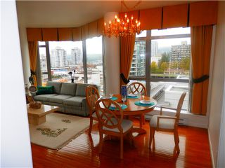 """Photo 4: # 801 160 E 13TH ST in North Vancouver: Central Lonsdale Condo for sale in """"THE GRANDE"""" : MLS®# V1032979"""