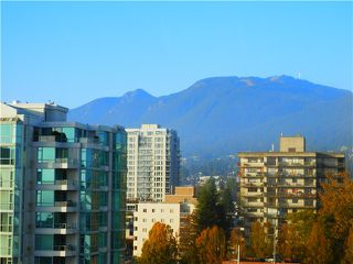 """Photo 3: # 801 160 E 13TH ST in North Vancouver: Central Lonsdale Condo for sale in """"THE GRANDE"""" : MLS®# V1032979"""