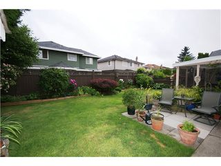 Photo 18: 9540 PATTERSON Road in Richmond: West Cambie House 1/2 Duplex for sale : MLS®# V1070788