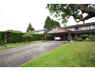 Photo 2: 9540 PATTERSON Road in Richmond: West Cambie House 1/2 Duplex for sale : MLS®# V1070788