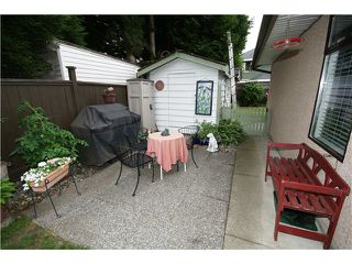 Photo 15: 9540 PATTERSON Road in Richmond: West Cambie House 1/2 Duplex for sale : MLS®# V1070788