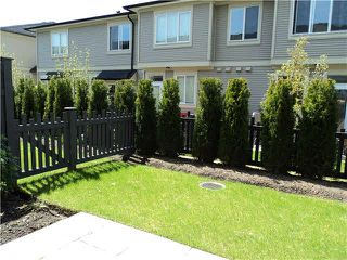 "Photo 9: 98 7938 209TH Street in Langley: Willoughby Heights Townhouse for sale in ""RED MAPLE PARK"" : MLS®# F1415854"
