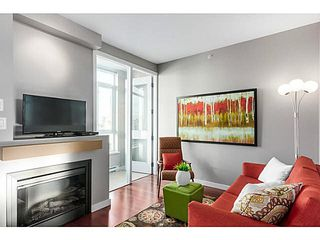"Photo 3: 506 2055 YUKON Street in Vancouver: False Creek Condo for sale in ""Montreux"" (Vancouver West)  : MLS®# V1100779"