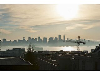 "Photo 1: 409 120 E 4TH Street in North Vancouver: Lower Lonsdale Condo for sale in ""EXCELSIOR HOUSE"" : MLS®# V1102407"
