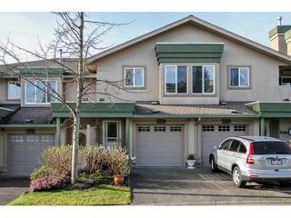 "Photo 1: 199 13888 70TH Avenue in Surrey: East Newton Townhouse for sale in ""CHELSEA GARDENS"" : MLS®# F1434135"