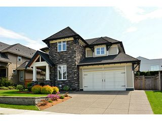 Photo 1: 16072 27A Avenue in Surrey: Grandview Surrey House for sale (South Surrey White Rock)  : MLS®# F1439211