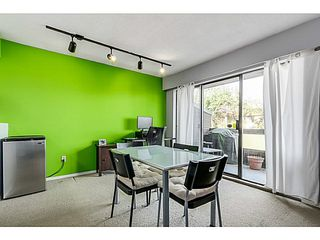 Photo 4: 204 1827 W 3RD Avenue in Vancouver: Kitsilano Condo for sale (Vancouver West)  : MLS®# V1136248