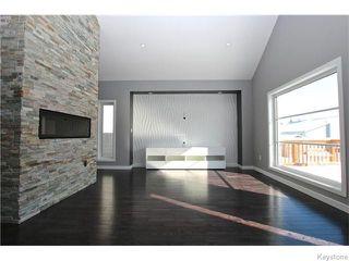 Photo 4: 94 Van Hull Way in WINNIPEG: St Vital Residential for sale (South East Winnipeg)  : MLS®# 1524692