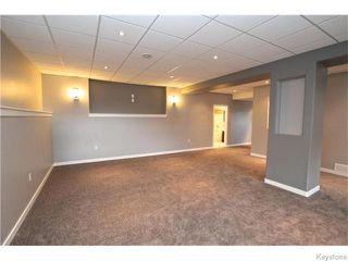Photo 13: 94 Van Hull Way in WINNIPEG: St Vital Residential for sale (South East Winnipeg)  : MLS®# 1524692