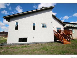 Photo 19: 94 Van Hull Way in WINNIPEG: St Vital Residential for sale (South East Winnipeg)  : MLS®# 1524692