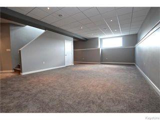 Photo 15: 94 Van Hull Way in WINNIPEG: St Vital Residential for sale (South East Winnipeg)  : MLS®# 1524692