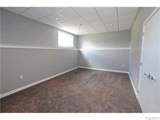Photo 17: 94 Van Hull Way in WINNIPEG: St Vital Residential for sale (South East Winnipeg)  : MLS®# 1524692