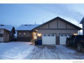 Photo 1: 25 LEIBEL Bay: Balgonie Single Family Dwelling for sale (Regina NE)  : MLS®# 557886