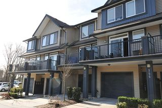"Photo 1: 143 13819 232 Street in Maple Ridge: Silver Valley Townhouse for sale in ""BRIGHTON"" : MLS®# R2038564"