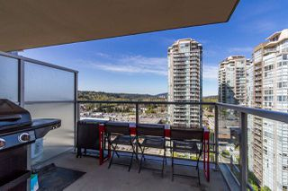 """Photo 15: 2203 1155 THE HIGH Street in Coquitlam: North Coquitlam Condo for sale in """"M1"""" : MLS®# R2052696"""