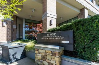 """Photo 2: 2203 1155 THE HIGH Street in Coquitlam: North Coquitlam Condo for sale in """"M1"""" : MLS®# R2052696"""
