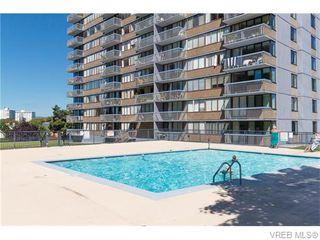 Photo 2: 907 647 Michigan St in VICTORIA: Vi James Bay Condo for sale (Victoria)  : MLS®# 745835