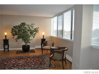 Photo 6: 907 647 Michigan St in VICTORIA: Vi James Bay Condo for sale (Victoria)  : MLS®# 745835