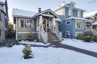 Photo 1: 642 W 20TH Avenue in Vancouver: Cambie House for sale (Vancouver West)  : MLS®# R2126968