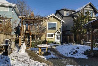 Photo 20: 642 W 20TH Avenue in Vancouver: Cambie House for sale (Vancouver West)  : MLS®# R2126968