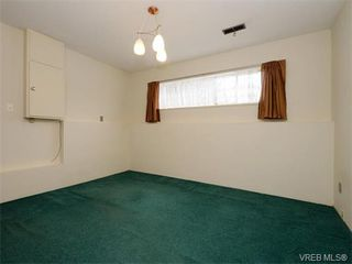 Photo 12: 1740 Mortimer St in VICTORIA: SE Mt Tolmie Single Family Detached for sale (Saanich East)  : MLS®# 750626