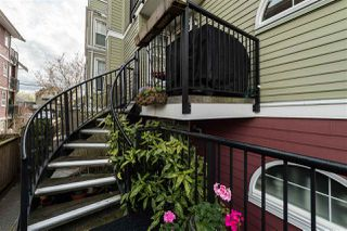 "Photo 14: 936 W 16TH Avenue in Vancouver: Cambie Townhouse for sale in ""Westhaven"" (Vancouver West)  : MLS®# R2157256"