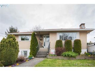 Photo 1: 1014 Londonderry Rd in VICTORIA: SE Lake Hill House for sale (Saanich East)  : MLS®# 757712