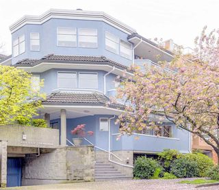 "Main Photo: 1 1234 W 7TH Avenue in Vancouver: Fairview VW Townhouse for sale in ""THE MAGNOLIA"" (Vancouver West)  : MLS®# R2163830"