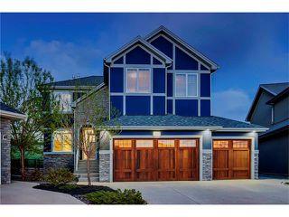 Main Photo: 416 ASPEN GLEN Place SW in Calgary: Aspen Woods House for sale : MLS®# C4117657