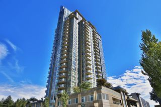 "Photo 1: 1506 3008 GLEN Drive in Coquitlam: North Coquitlam Condo for sale in ""M2"" : MLS®# R2193359"