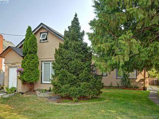 Main Photo: A & B 832 Old Esquimalt Rd in VICTORIA: Es Old Esquimalt Full Duplex for sale (Esquimalt)  : MLS®# 767215