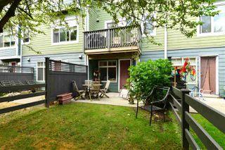 "Photo 20: 162 15236 36 Avenue in Surrey: Morgan Creek Townhouse for sale in ""SUNDANCE II"" (South Surrey White Rock)  : MLS®# R2197778"