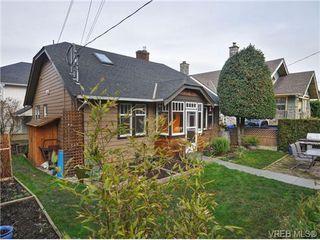Photo 8: 1044 Queens Avenue in VICTORIA: Vi Central Park Residential for sale (Victoria)  : MLS®# 347327