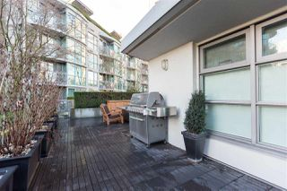 "Photo 9: 1075 EXPO Boulevard in Vancouver: Yaletown Townhouse for sale in ""MARINA POINTE"" (Vancouver West)  : MLS®# R2253361"