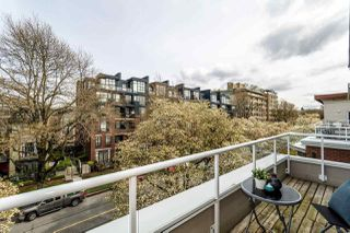 """Photo 14: 409 2288 W 12TH Avenue in Vancouver: Kitsilano Condo for sale in """"CONNAUGHT POINT"""" (Vancouver West)  : MLS®# R2256877"""