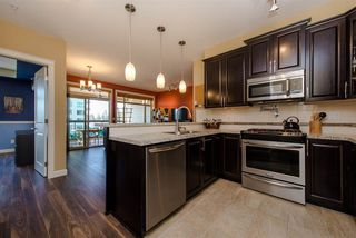"Photo 2: 523 2860 TRETHEWEY Street in Abbotsford: Abbotsford West Condo for sale in ""la galleria"" : MLS®# R2258459"