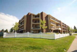 Photo 1: 201 10511 19 Avenue NW in Edmonton: Zone 16 Condo for sale : MLS®# E4119686