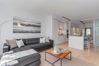 "Photo 4: 308 2468 BAYSWATER Street in Vancouver: Kitsilano Condo for sale in ""BAYSWATER"" (Vancouver West)  : MLS®# R2288941"