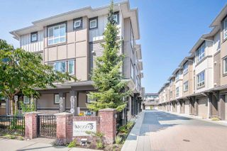 Main Photo: 4 7373 TURNILL Street in Richmond: McLennan North Townhouse for sale : MLS®# R2296302